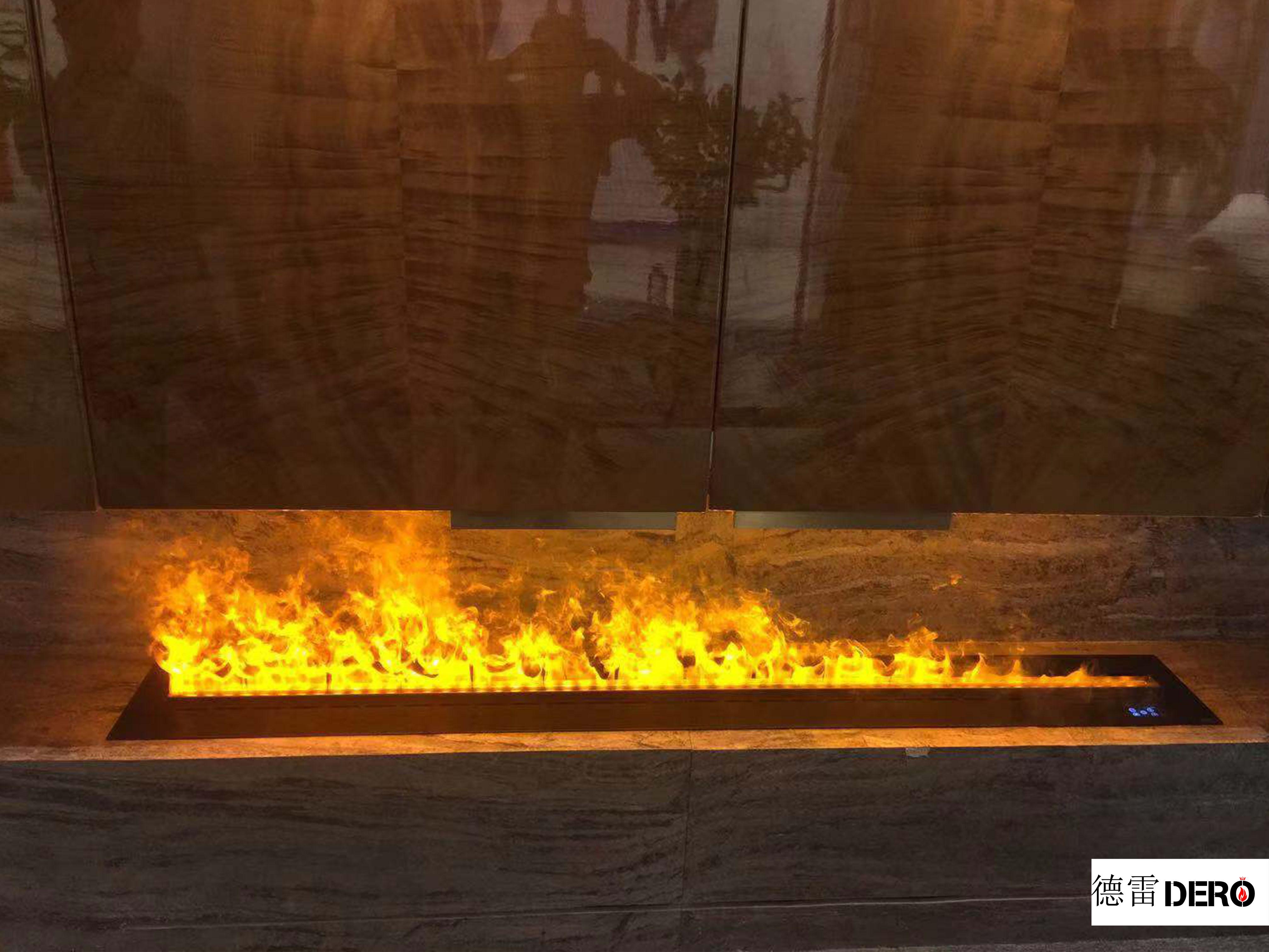德雷3D烟雾电壁炉